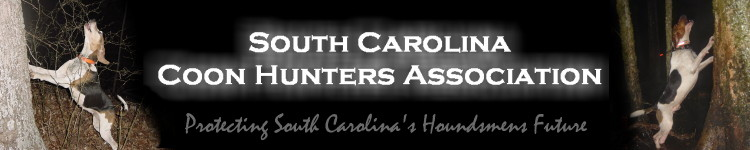 South Carolina Coon Hunters Association
